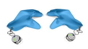 tatschi Glove blue | Set