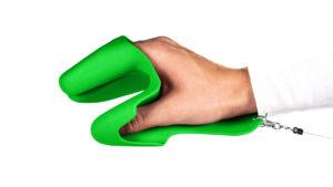 tatschi Glove bright green | Set